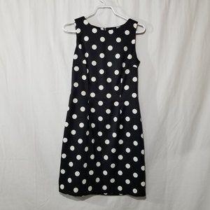 Alyx limited NWT polka dot blue and white dress